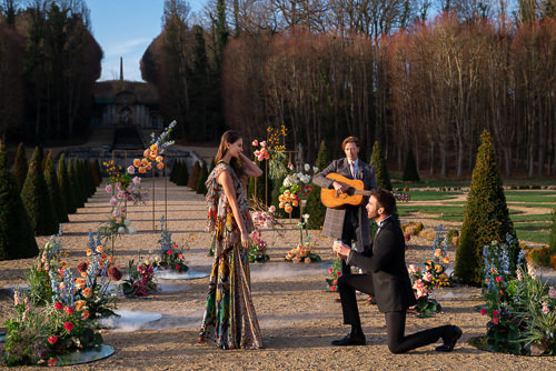 Marriage proposal ideas that are not cliche in Paris