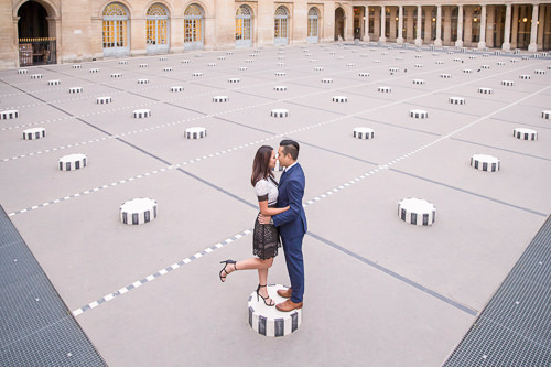 Palais-Royal Best photography locations in Paris